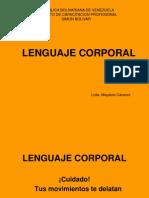 Lenguaje Corporal