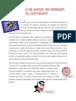 Scribd-El Derecho de Autor, Copyright