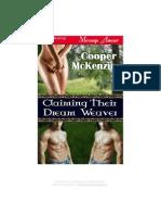 Claiming Their Dream Weaver - MA 113 - Cooper McKenzie