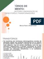 2003 TRANSITÓRIOS DE CHAVEAMENTO55