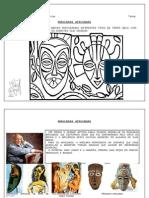 Oficina de Artes 3 Cultura Africana