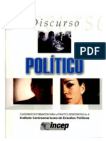 Analisis de Un Discurso-Politico