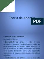 Teoria+Da+Anomia