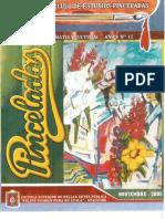 Pinceladas -Año V - N° 12 (Noviembre 2005)
