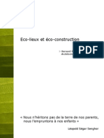 Principes BIO-climatiques
