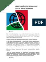Unidad 1 El Ordenamiento Juridico Internacional