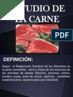 Estudio de La Carne Paty III