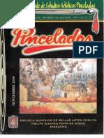 Pinceladas - Año VII - N° 17 (Noviembre 2008)