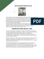 Biografía de Antonio Méndez Correa