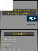 Plant Complexity Update 2