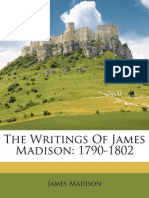 The Writings of James Madison VOL 3, Gaillard Hunt (1906)