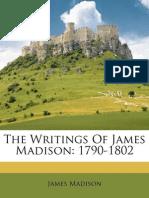 The Writings of James Madison VOL 3, Gaillard Hunt (1906)