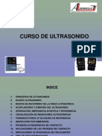Curso de Ultrasonido