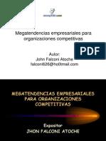 Megatendencias Empresariales Organizaciones Competitivas