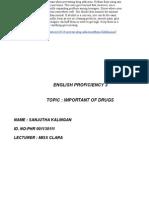 English Proficiency 3