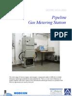 Pipeline Gas Metering Station