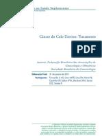 Projeto Diretrizes - Cancer Do Colo Uterino-tratamento