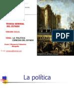 1. Ciencias Del Estado-la Politica