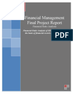 Five Year Financial Statement Analysis of Shell and PSO.doc