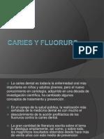Caries y Fluoruro
