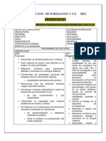 Prod.formacion C y E 2013