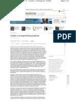 A Selic e os superávits primários - acpastore - estadao - 11-11-12