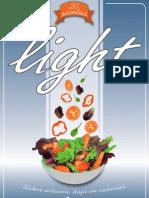 Recetario Light 2013