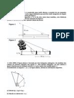 Lista de Triangulos