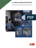 Condensador unitario para baja tensión LVCP