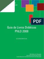 Guia de Livros Didáticos Geografia