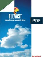 Brochure Elevast Elastomer