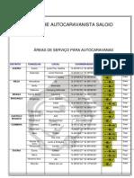 Microsoft Word - Cópia _2_ de Áreas de Serviço e Pernoita para Autocaravanas