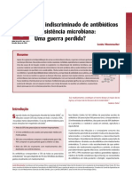 Uso Abusivo de Antibioticos