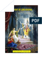 ISKCON desire tree - Advent Of Lord Krishna