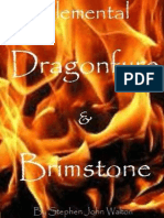 Elemental Dragonfyre & Brimstone; First Four Chapters
