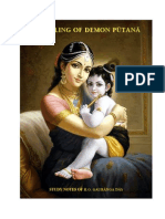 ISKCON desire tree - Deliverance Of Putana