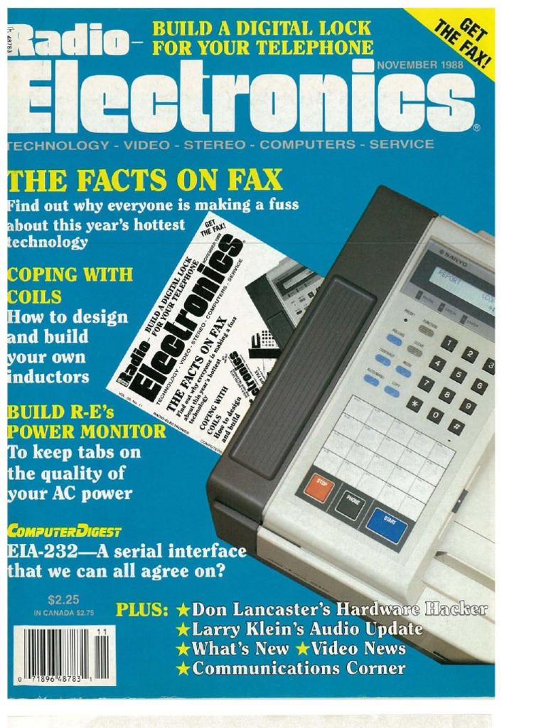Re 1988 11 Television Videocassette Recorder Gameshow Buzzer Electronic Circuitquot Quotgameshow Eelsquot