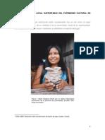 HACIA UNA GESTIÓN LOCAL SUSTENTABLE DEL PATRIMONIO CULTURAL EN ECUADOR