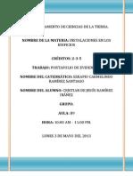 PROYECTO DE UNA INSTALACIÓN ELÉCTRICA PARA UNIDAD DE VIVIENDA