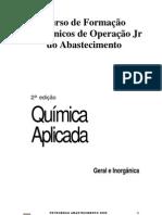 QUÍMICA APLICADA - GERAL E INORGÂNICA - PETROBRAS ABASTECIMENTO