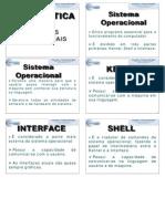 Slides Sistemas Operacionais