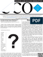 ECO #2 – SB-38 – 4th June, 2013