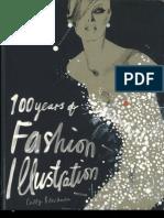 100 Years of Fashion Illustration - Cally Beackman