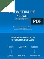 CITOMETRIA DE FLUXO Aula prática
