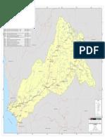 4. mapa de puntos de monitoreo de la cuenca del río rimac