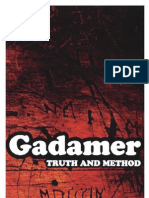 Hans-Georg Gadamer, Truth and Method