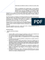 POLÍTICA FISCAL Y MONETARIA DE ERNESTO ZEDILLO PONCE DE LEÓN