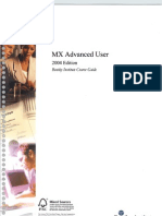 02 - MX-Road Advanced User