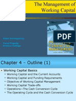Chapter 04 Working Capital 1ce Lecture 050930