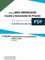 Sesion 3 - Caudal y Generación de Presión.pptx